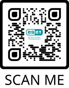 ESET QR code