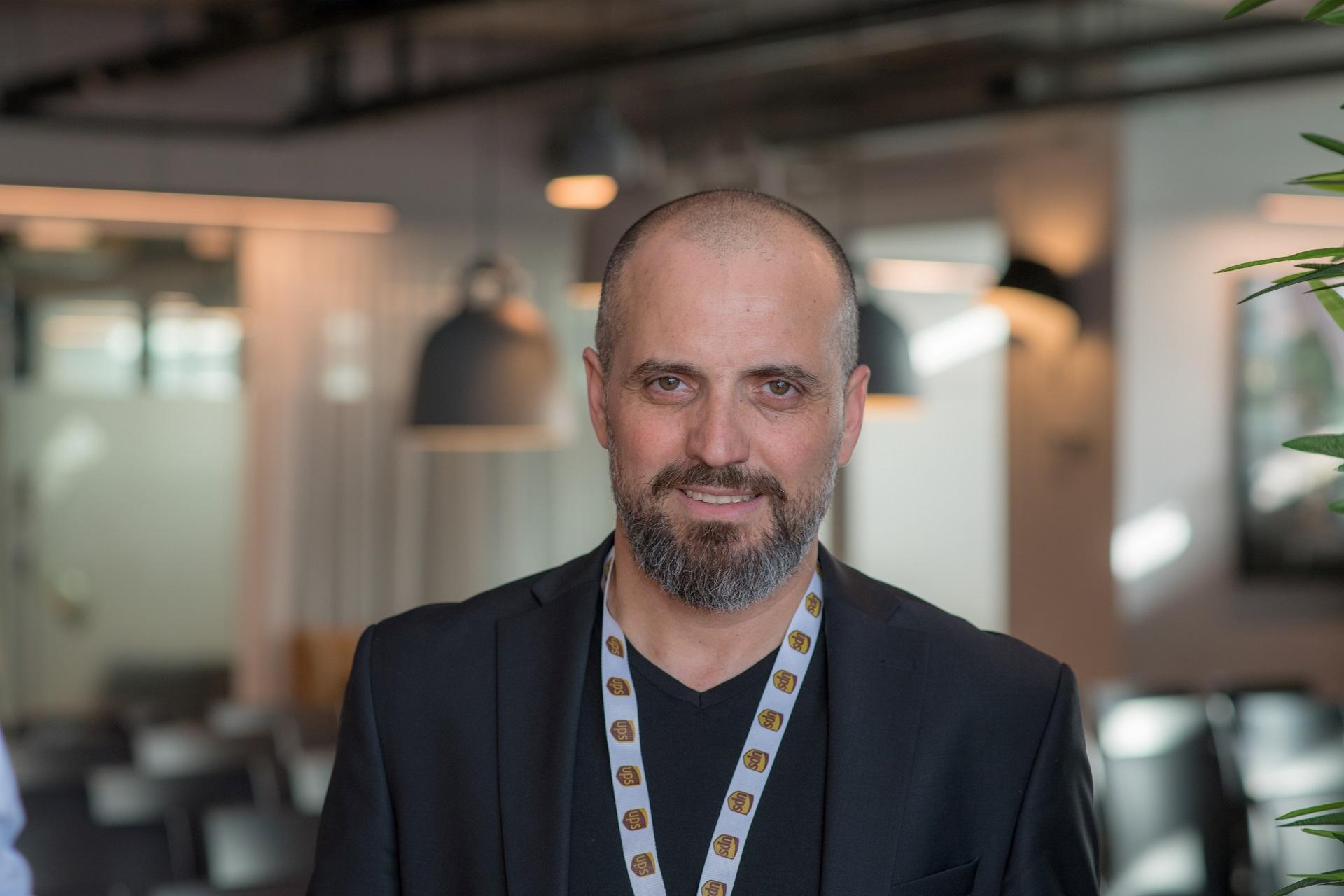 """שי גוטמן, סמנכ""""ל טכנולוגיות וחדשנות ב-UPS ישראל"""
